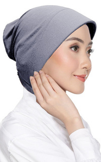 Ciput Inner Non-Konde With Front Pad Big Grey