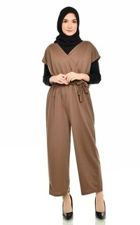 Overall Mybamus Wynne Rubber Overall Mocca M16439 R78S3