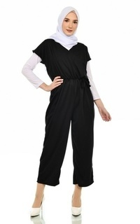 Overall Mybamus Wynne Rubber Overall Black M16440 R77S4