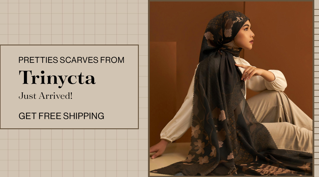 Pretties Scarves from Trinycta
