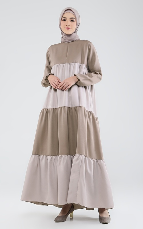 gamis-two-tone