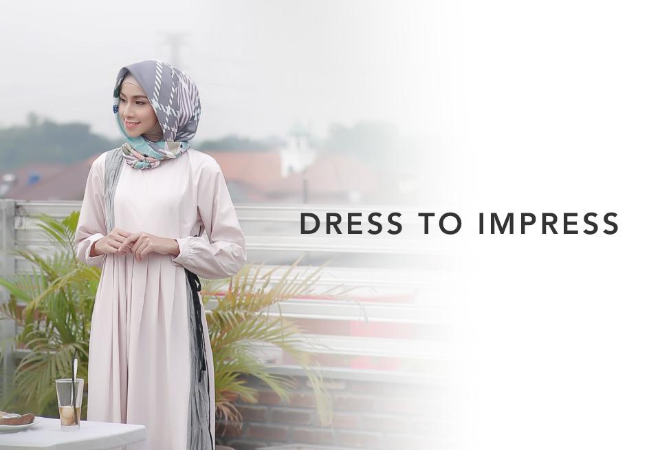 Tren Model Baju Gamis Terbaru 2019 Di Hijup