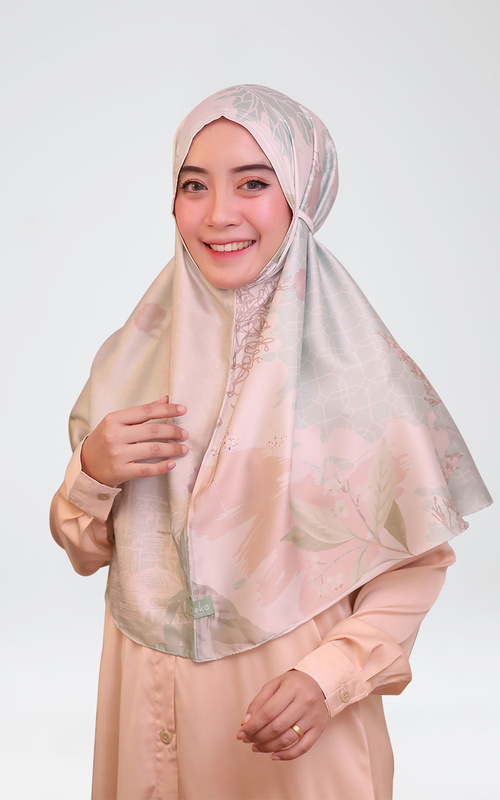 model baju warna peach