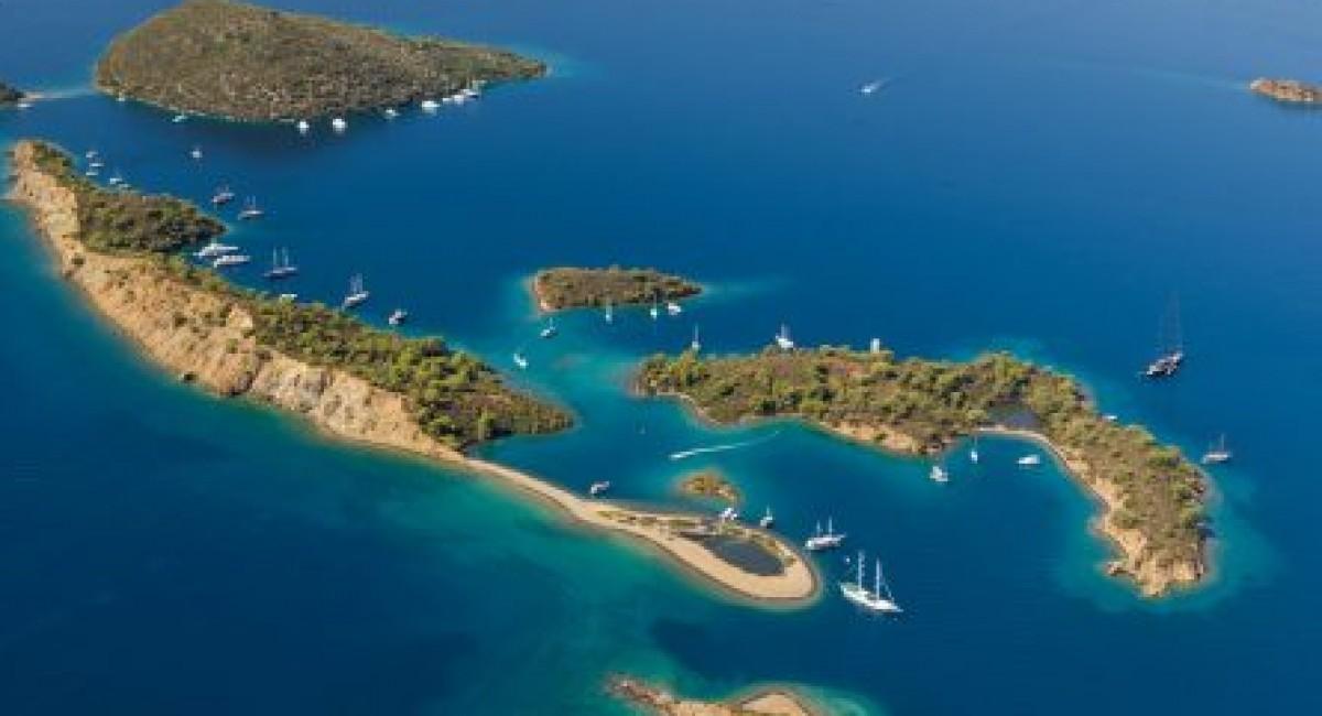 12 Island Tour in Fethiye