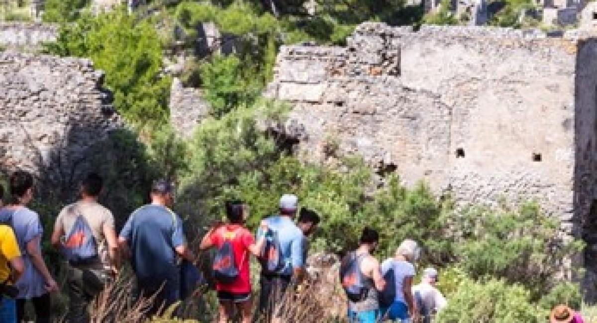 Каякёй: окно в пестрое прошлое Турции