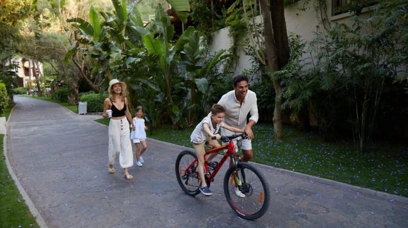 Счастливые семьи: отпуск, который запомнится надолго