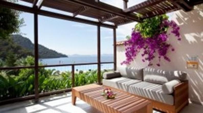 Hillside Beach Club Terrace View