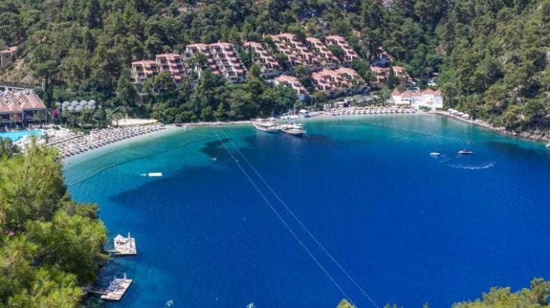 Vakantie aan de Middellandse Zee