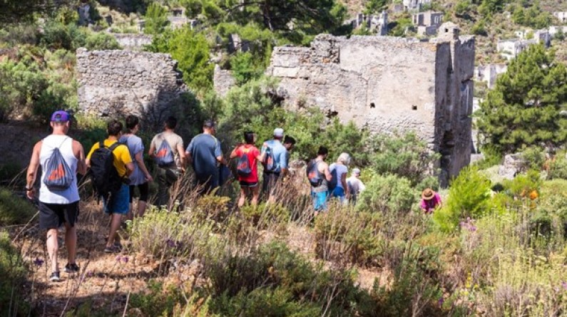 Kayaköy: een blik op het rijke verleden van Turkije