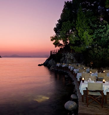 Sparkling seas and sparking eyes.. falling in love all over again at Hillside Beach Club