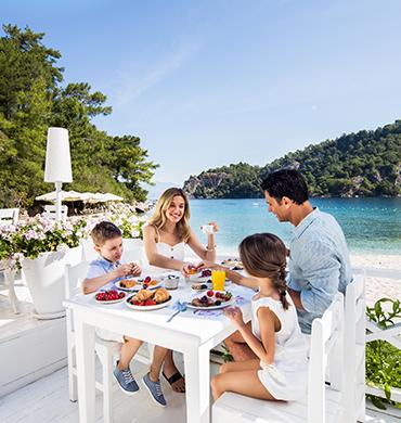 Family Holiday Hillside Beach Club