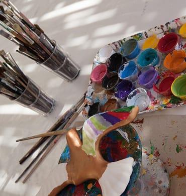 Kleurige en creatieve werken: het beste souvenir om mee naar huis te nemen als aandenken aan de beste vakantie van je leven