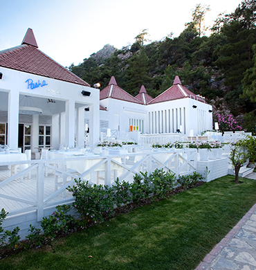 Pasha Hillside Beach Club