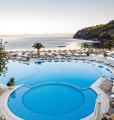 Pools In Fethiye