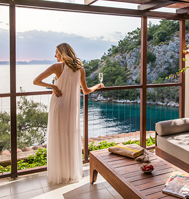 Sea View Room In Fethiye