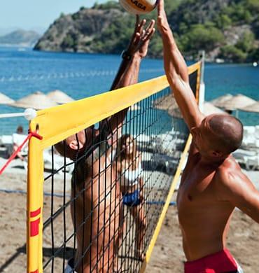 Ein Team – ein Dreamteam – im Hillside Beach Club