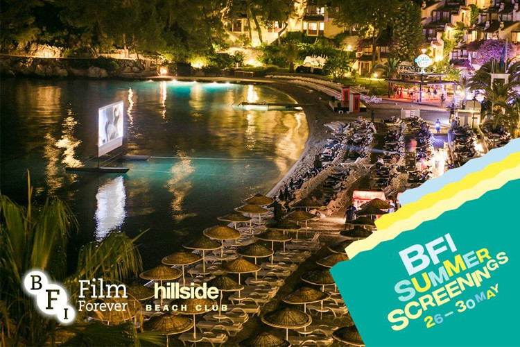 Hillside Beach Club Unveil an Incredible Line Up of Summer Film Screenings, Film Workshops and Q&As over May Half Term in partnership with the British Film Institute (BFI)