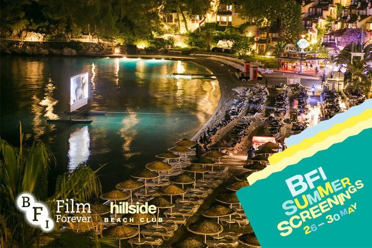 """İngiliz sanat devi British Film Institute'ün """"Yaz Filmleri Haftası"""" ikinci kez Hillside'da!"""