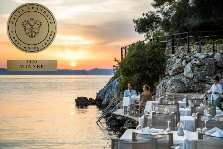 Hillside Beach Club Celebrates Winning the Best Resort Hotel on a Global Level in The International Haute Grandeur Awards 2020