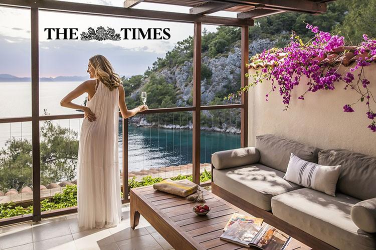 Hillside Beach Club The Times'ın Listesinde