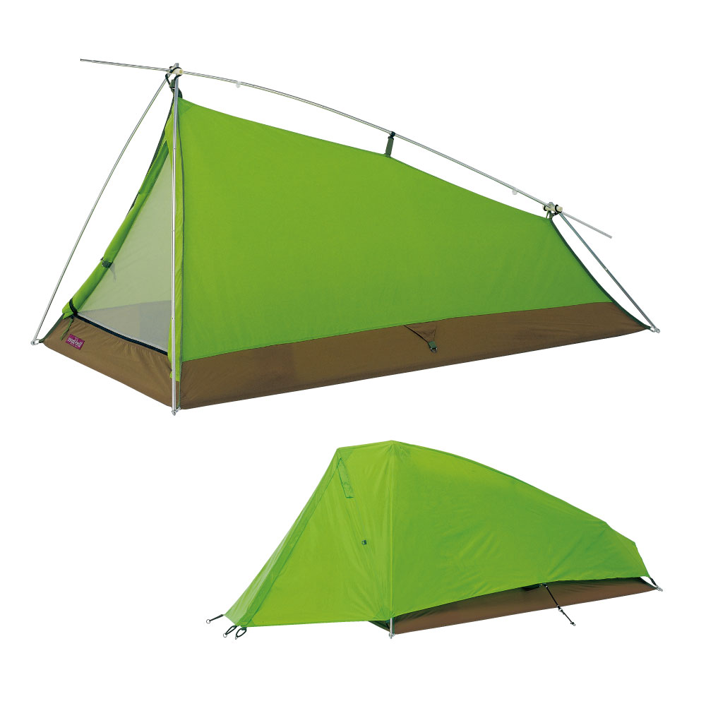モンベル ムーンライトテント1型(グリーン)
