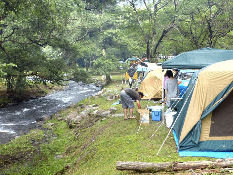 野俣沢林間キャンプ場(あさひプライムキャンプ場)