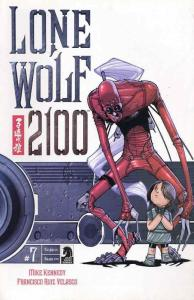 Lone Wolf 2100 #7 VF/NM; Dark Horse | save on shipping - details inside
