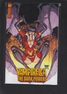 Vampirella Dark Powers #3 Cover C