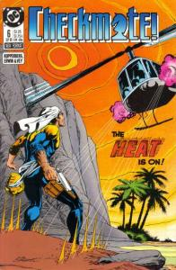 Checkmate! (1988 series) #6, NM- (Stock photo)