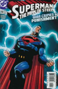 Superman: The Man of Steel #118 VG; DC | low grade comic - save on shipping - de