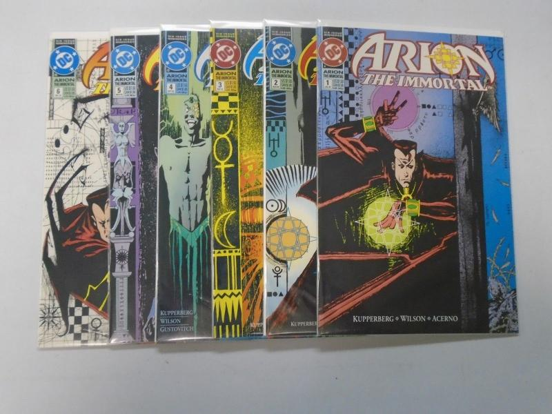 Arion the Immortal Set:#1-6, 8.0/VF (1992)
