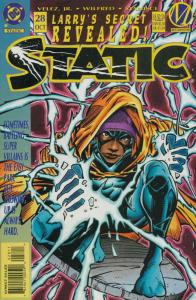 Static #28 VF/NM; DC/Milestone | save on shipping - details inside