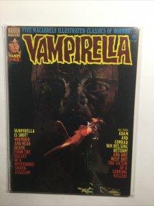 Vampirella 43 June 1975 Very Good Vg 4.0 Warren Magazine