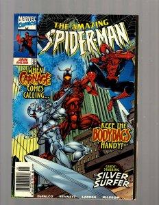 Amazing Spider-Man # 430 VF/NM Marvel Comic Book Carnage Venom Avengers JK7
