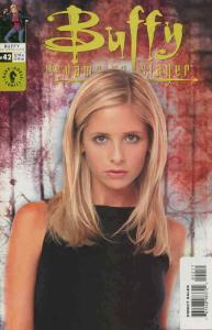 Buffy the Vampire Slayer #42SC VF/NM; Dark Horse | save on shipping - details in