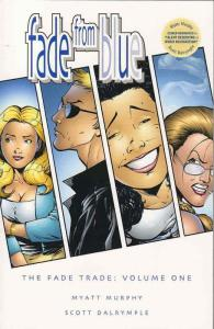 Fade From Blue TPB #1 FN; Second 2 Some | save on shipping - details inside