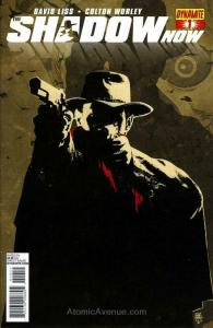 Shadow Now, The #1 VF/NM; Dynamite | save on shipping - details inside