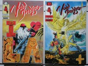 VOID INDIGO (1984 EPIC)   1-2  Steve Gerber controversy
