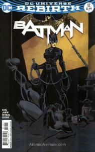 Batman (3rd Series) #12A VF/NM; DC   save on shipping - details inside
