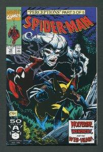 Spiderman #10 (Todd McFarlane )  9.8 NM-MT  May 1991