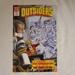 Outsiders 6 Very Fine/Near Mint