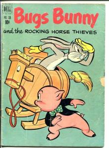 BUGS BUNNY-DELL FOUR COLOR COMICS #338-Porky Pig-GOLDEN AGE-G