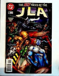 JLA #5 (1997)