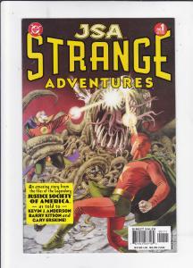 JSA: Strange Adventures #1