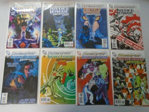 Justice League Generation Lost set #1-24 avg 8.5 VF+ (2010)
