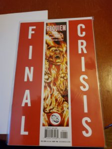 Final Crisis: Requiem #1 (2008) 2 book set