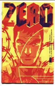 Zero #1-2013 Image comic book-First issue VF/NM