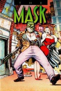 Mask (1991 series) #2, NM + (Stock photo)