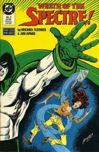 Wrath of the Spectre #2 VF/NM; DC | save on shipping - details inside