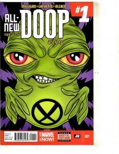 10 Marvel Comics All NewDoop # 1 2 3 4 5 Marvel Knights X-Men # 1 2 3 4 5  CJ16